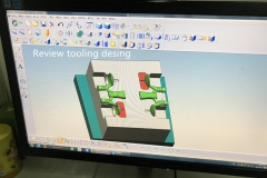 Review tooling design