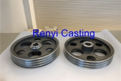 Aluminum V Belt Pulley Φ305mm
