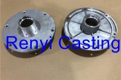 Aluminum casting of CENTRAL FLANGE