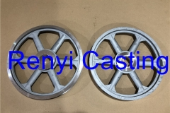 Casting for DRIVE PULLEY