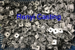 Mass production for small bracket die casting part
