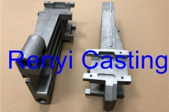 Support Arm for mixer painting machine