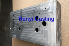 A356 T6 Sand Casting large Housing