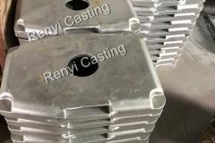 Aluminum casting production