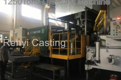 1250Tons Die Cast Machine