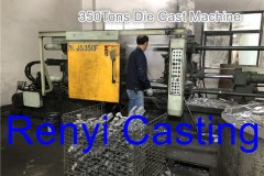 350Tons Die Cast Machine