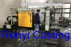 350Tons Die Cast Machine