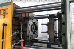 Die Casting tooling operation