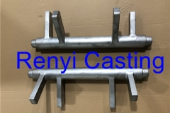 Stainless Steel casting of pivot shaft