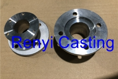 Stainless input flange casting