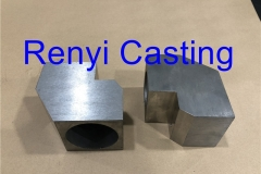 Stainless steel AISI304 gearbox housing casting