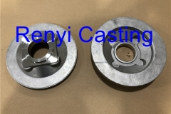 Stainless steel input flange