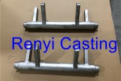pivot shaft raw casting