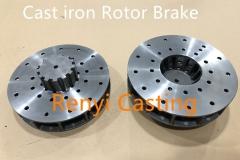 Cast-iron-Rotor-Brake