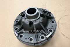 Ductile iron QT600 Case casting