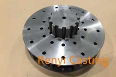 Rotor-brake-casting