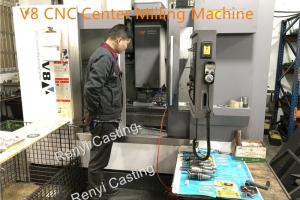 Precision Machining Shop